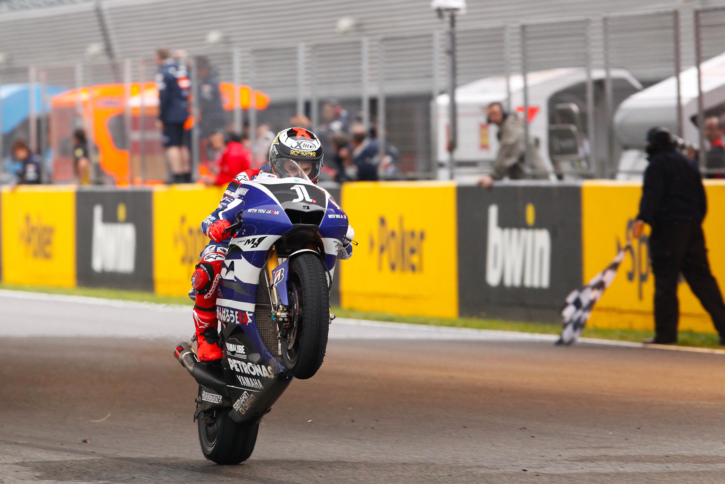 race motogp jerez 2011