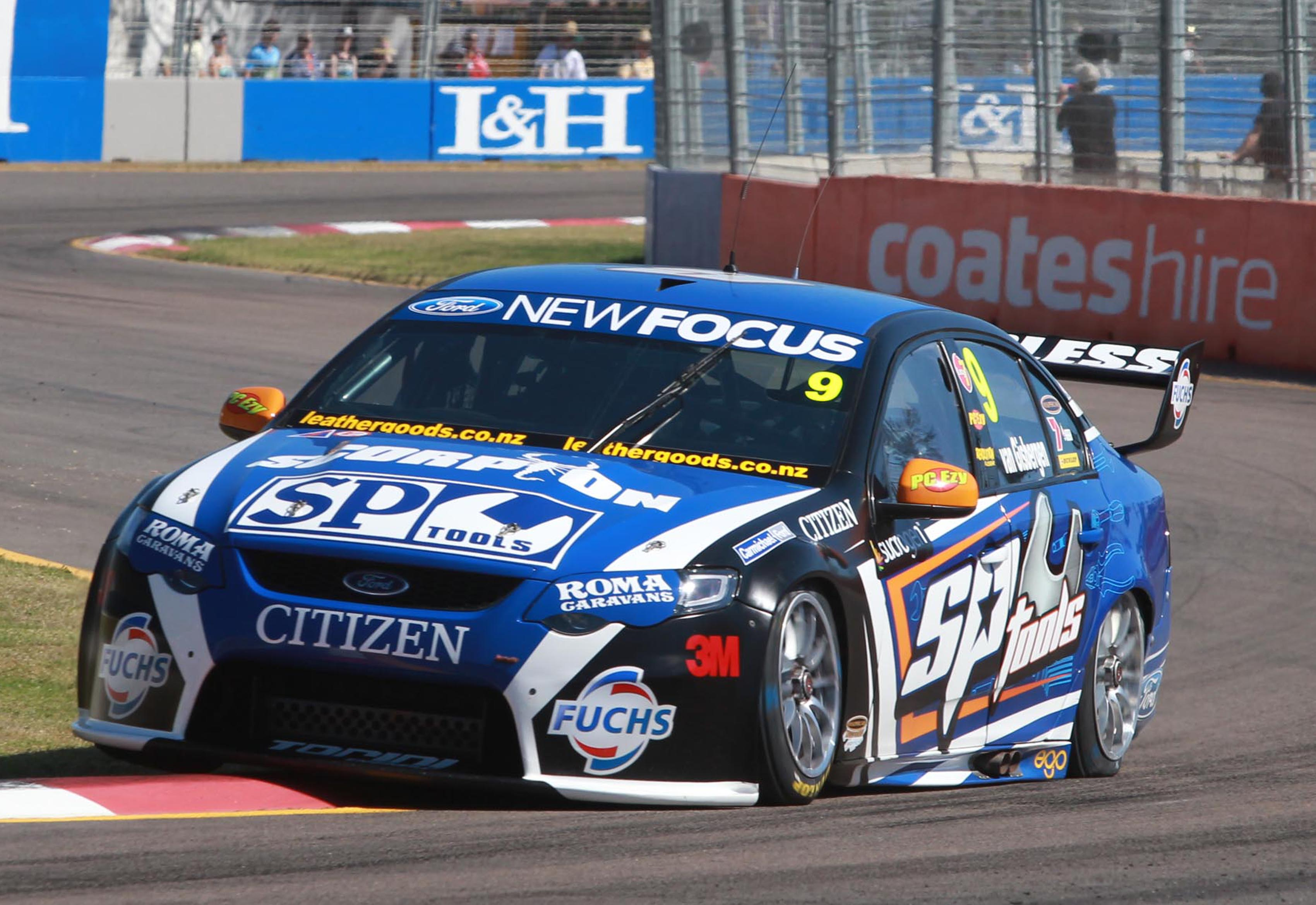 V8 Supercars – SBR Search For More Speed At Townsville